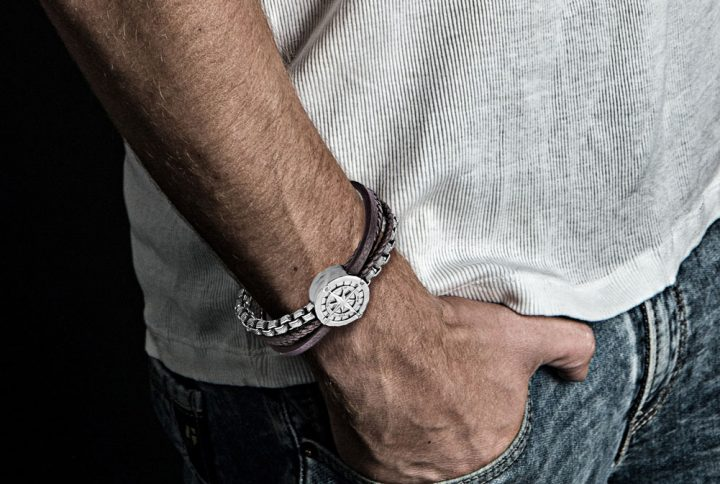 Men's Accessory and Bracelet Trends for 2020